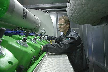 Jenbacher introduceert nieuwe generatie Jenbacher Type 6F gasmotoren