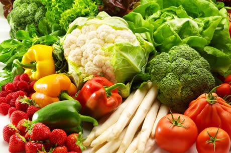 Belg eet meer groenten en fruit for Nep fruit waar te koop