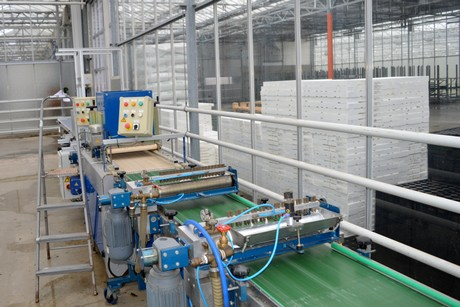 plant grower machine