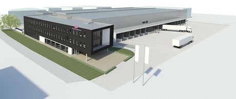 AGF.nl : Nieuw warehouse WDP voor Staay Food Group in ...