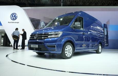Volkswagen Introduceert E Crafter