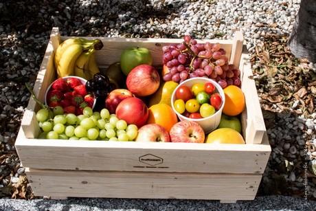 fruit bezorgen werk
