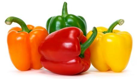 paprika - De paprika Nutrition helpt je af te vallen en ziekten te bestrijden