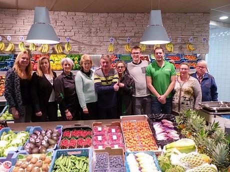 Van der Zalm Groente en Fruit verhuisd naar Noordwijk Binnen - AGF.nl