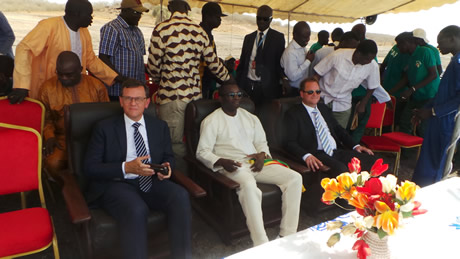 Onion cultivation project by Beemsterboer opens in Senegal