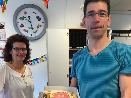 Jop van Lunen (JH Wagenaar) ziet Abraham - AGF.nl