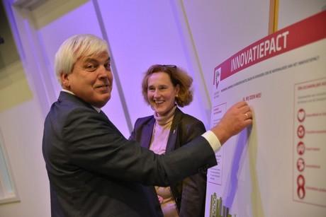 Greenport wil bedrijven helpen innoveren