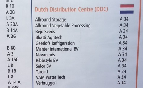 Twelve Dutch fruit and vegetable companies bundle powers for