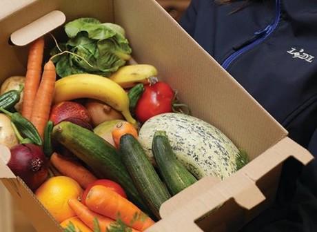 britse lidl verkoopt beschadigd groente en fruit voor een prikkie